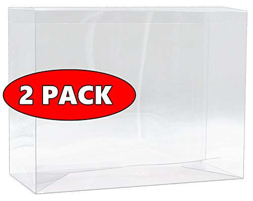 MALKO Pop Protector Case for 2 Pack & Vynl Figures (5 Count) by MALKO