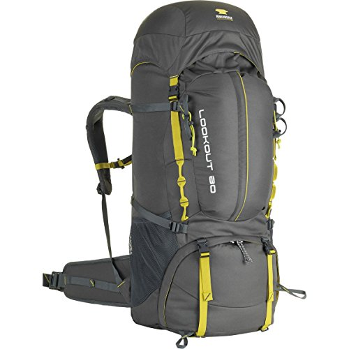 Mountainsmith Lookout 80L Backpack Asphalt Grey, One Size