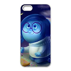 Inside Out iPhone 4 4s Cell Phone Case White as a gift Y4607653