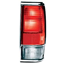 TYC 11-1324-95 Chevrolet/GMC Passenger Side Replacement Tail Light Assembly