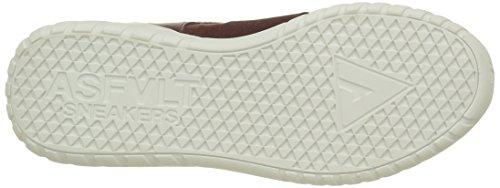 Asfvlt Mid Area Unisex Cabernet Adulto Sand Basse Rouge Sneaker zrz65w