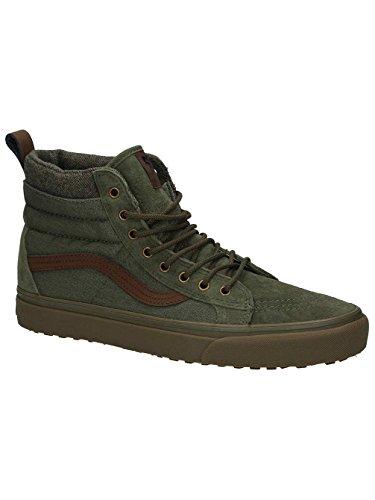 Vans Sk8 Hi MTE DX Calzado (mte) ivy green/dark gum