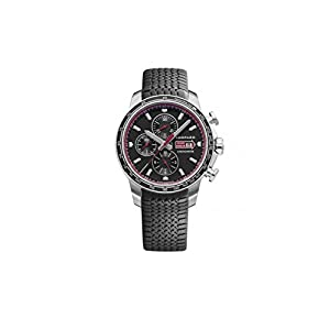Chopard Mille Miglia GTS Chronograph Black Dial Mens Watch 168571-3001