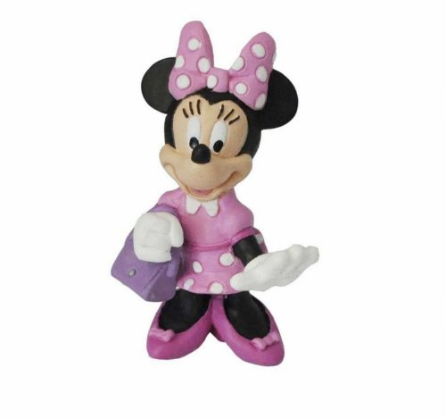 Bullyland Minnie with Bag Action Figure