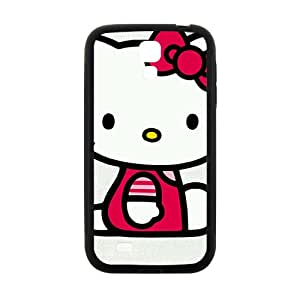 BYEB Hello kitty Phone Case for samsung galaxy S4 Case