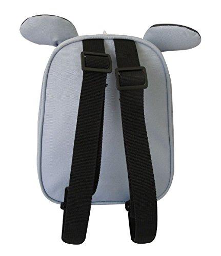 Tierkinderrucksack Kleinkind Jungen Mädchen Rucksäcke Tasche Original-Certified Kidland 1-4 Jahre, viele Entwürfe (Dinosaurier) Nashorn