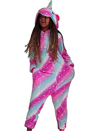 Unicorn Onsie Pajamas for Girls Sleepers Pijama Kids Onesie Halloween Costumes