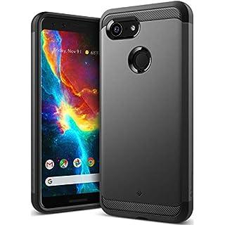 Caseology Legion for Google Pixel 3 Case (2018) - Reinforced Protection - Black