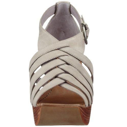 Biviel Sandal BV2538, Damen Sandalen/Fashion-Sandalen Grau (Taupe)