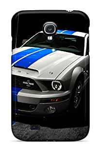 High Quality MniSquare Ford Mustang Shelby 2013 Skin Case Cover Specially Designed For Galaxy - S4