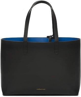 imbettuy Élégant Sac à Main Noir Femme Sac Bandouliere Vintage Sac à provisions Sac Cabas Noir Cuir PU