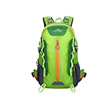 Outdoor Sports Bicycle Cycling Riding Running Camping Hiking Waterproof Daypack Lightweight BreathableDetachableBackpack 40L