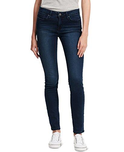 (Calvin Klein womens Skinny Jean, Green Tomato, 31x32)