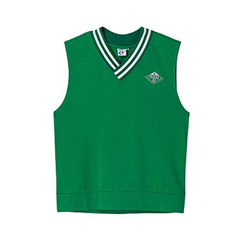 MYCT Produce48 1St Evaluation Jersey Vest Green [並行輸入品]