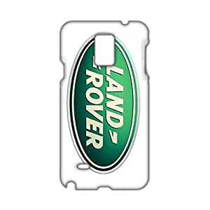 land rover logo 3D Phone Case for Samsung NOTE 4
