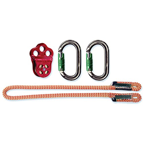 "DMM Hitch Climber Pulley Set - 1/2"" Ropes (Set 2) by DMM"