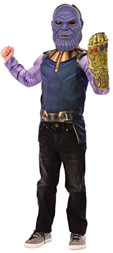 Imagine by Rubie's Boys Child's Thanos Infinity Gauntlet Set Costume, Small ()