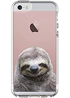 pretty nice b4a5d f013e Amazon.com: iPhone SE Case iPhone 5S Case Cover By HybCase Featuring ...