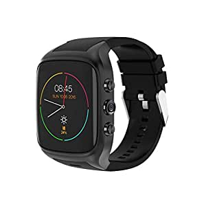 SLOUD Smartwatch GPS Fitness Tracker 1+8sol Pulsómetro Calorías ...
