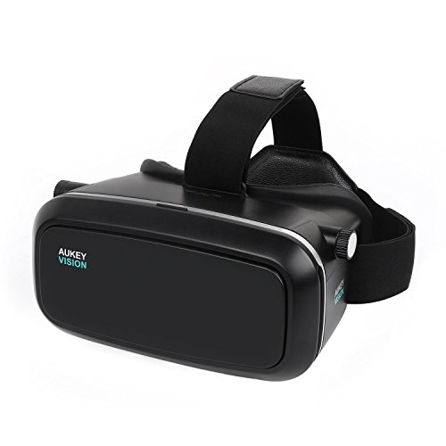 AUKEY-VR-Headset-3D-Glasses-Adjustable-Goggles-for-iPhone-6-Sumsung-LG-and-Other-35-6-Smartphones
