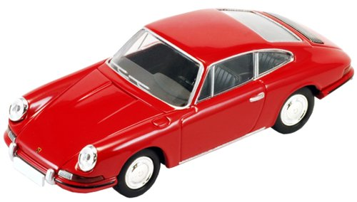 1/64 TLV-93a ポルシェ 912 1965年式(レッド) 「トミカリミテッドヴィンテージ」 225898の商品画像
