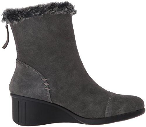 Aerosoles Women's Bravery Boot Grey Suede RcT9NpIib