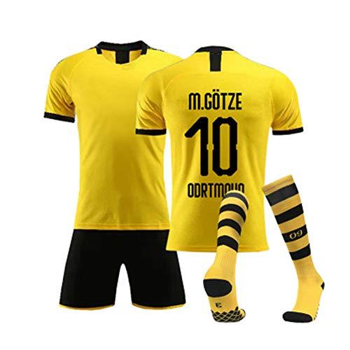 YDYL-LI Chándal de fútbol para niño/Adulto Mario Götze No. 10 ...