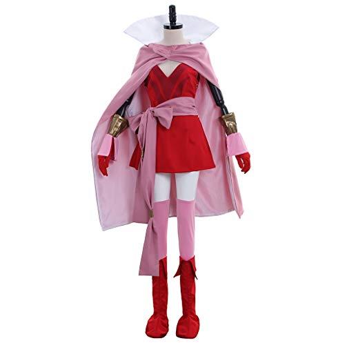 CosplayDiy Women's Suit for Fire Emblem Awakening Tiki Cosplay Costume cm -