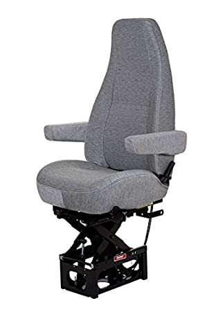 Bostrom 2339252 552 - BOSTROM T915 Air Ride Seat for Big