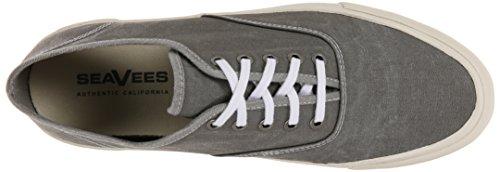 Seavees Mens Légende Standard Fashion Sneaker Granit Gris