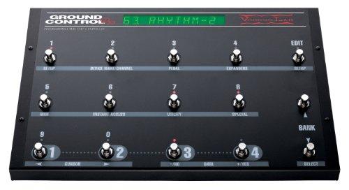 Voodoo Lab Ground Control Pro MIDI Foot - Guitar Controller Midi Foot