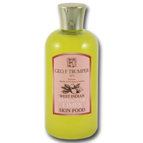 Geo F Trumper Extract of Limes Skin Food Pre and Post Shave Gel (200 ml)