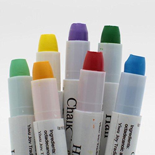 Etosell Couleurs Rapide Craie Colorant Cheveux Doux Pastels Non-Toxique Beaute