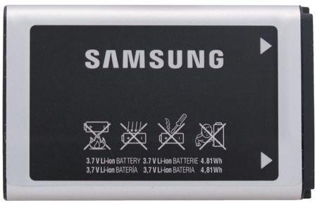 - Samsung AB663450BA AB663450BAB AB663450BABSTD Battery Rugby II III Original OEM