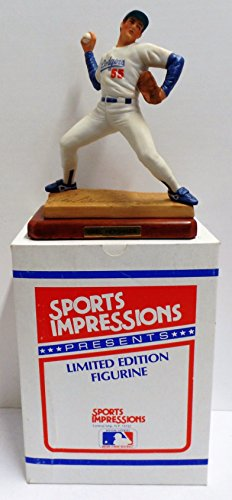 (Collectible Orel Hershiser Limited Edition 7