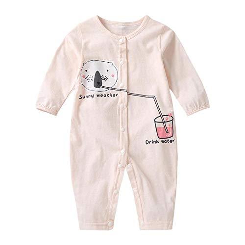 5 Packs Baby Bodysuits Original Infant Jumpsuits Autumn Overalls Cotton Newborn