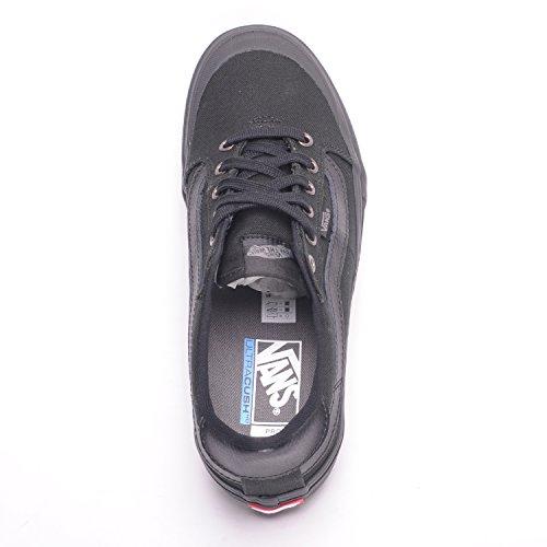 Vans Style 112 Pro (Blackout) Men's Skate Shoes-11.5 (Old School Vans Shoes compare prices)