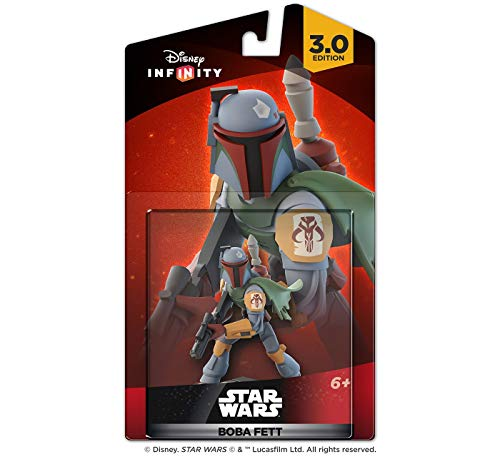 Disney Infinity 3.0 Edition: Star Wars Boba Fett Figure by Disney Infinity (Image #2)
