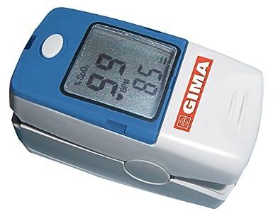 Gima 34265 oxy-5 Pediatrico Pulsoximetro: Amazon.es: Industria, empresas y ciencia