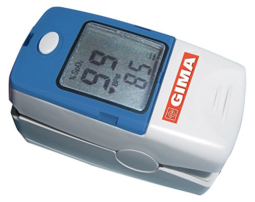5 opinioni per GIMA 34265 OXY-5 Pediatrico Pulsoximetro