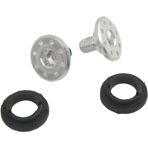 AGV Screws-2 Miglia/2 Alum Kit08913999