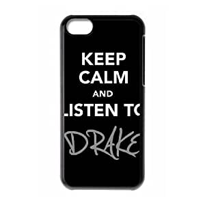 Hjqi - DIY Drake Phone Case, Drake Personalized Case for iPhone 5C
