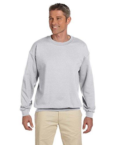 Jerzees Mens Super Sweats Crew Neck Sweatshirt