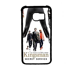 Print With Kingsman The Secret Service Durable Back Phone Case For Kid For Samsung Galaxy S6 Choose Design 2