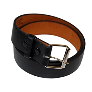 Men's Fashion and Dress PU Belt 1.5″ Wide