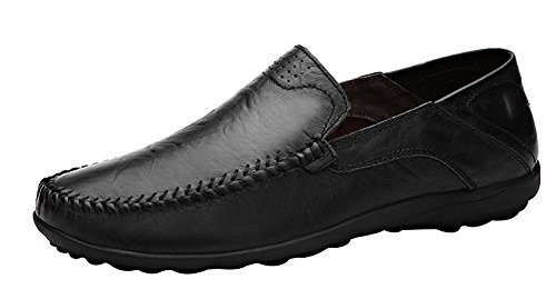 Louechy Liberva Breathable Leather Loafers
