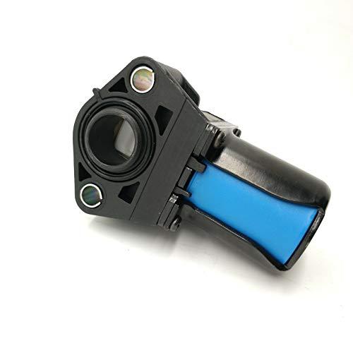 HVAC Heater Control Valve Engine Coolant Bypass Valve for Ford Escape Fiesta Fusion Transit Connect Replace #BM5Z-18495-C BM5Z-18495-A BM5Z-18495-B YG-780 ()