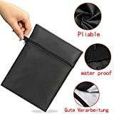 Gas Patio Heater Cover with Zipper, Standing