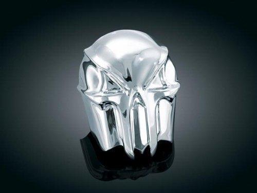 Kuryakyn 7718 Skull Horn Cover for Harley-Davidson