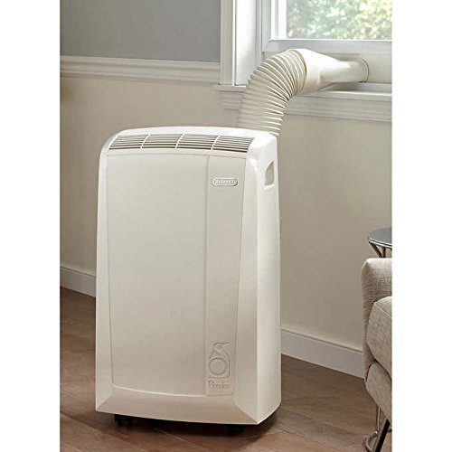DeLonghiPinguino 400 sq ft 3 in 1 Portable Air Conditioner with Fan and Dehumidifier modes by DeLonghiPinguino